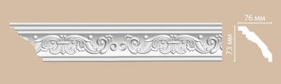Карниз потолочный Decomaster 95406 от магазина Лепные декоры